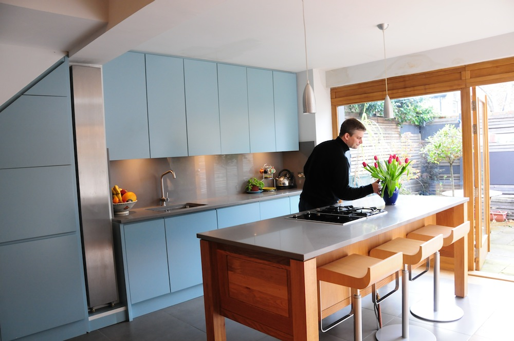 Donore road meltedsnow architects for Kitchen design dublin